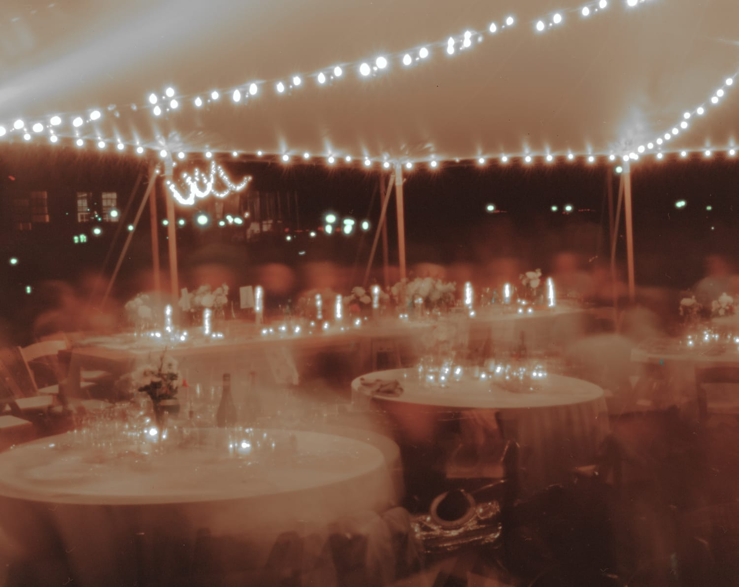Some Weddings Shot with the Pinhole Camera:  Thoughts and Images